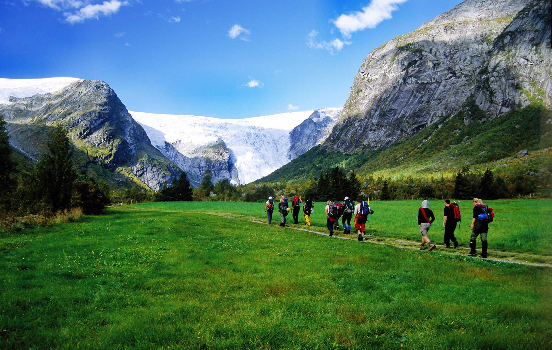 Visit Norway © Anders Gjengedal